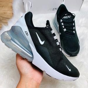 Nike Air Max 270 Black White Platinum